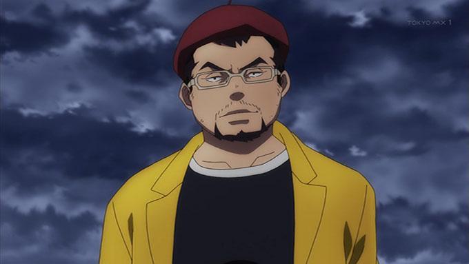 アニメガタリズ 監督 森井ケンシロウ