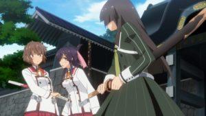 刀使ノ巫女 姫和 他