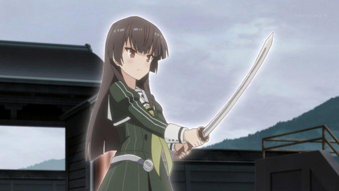 刀使ノ巫女 姫和