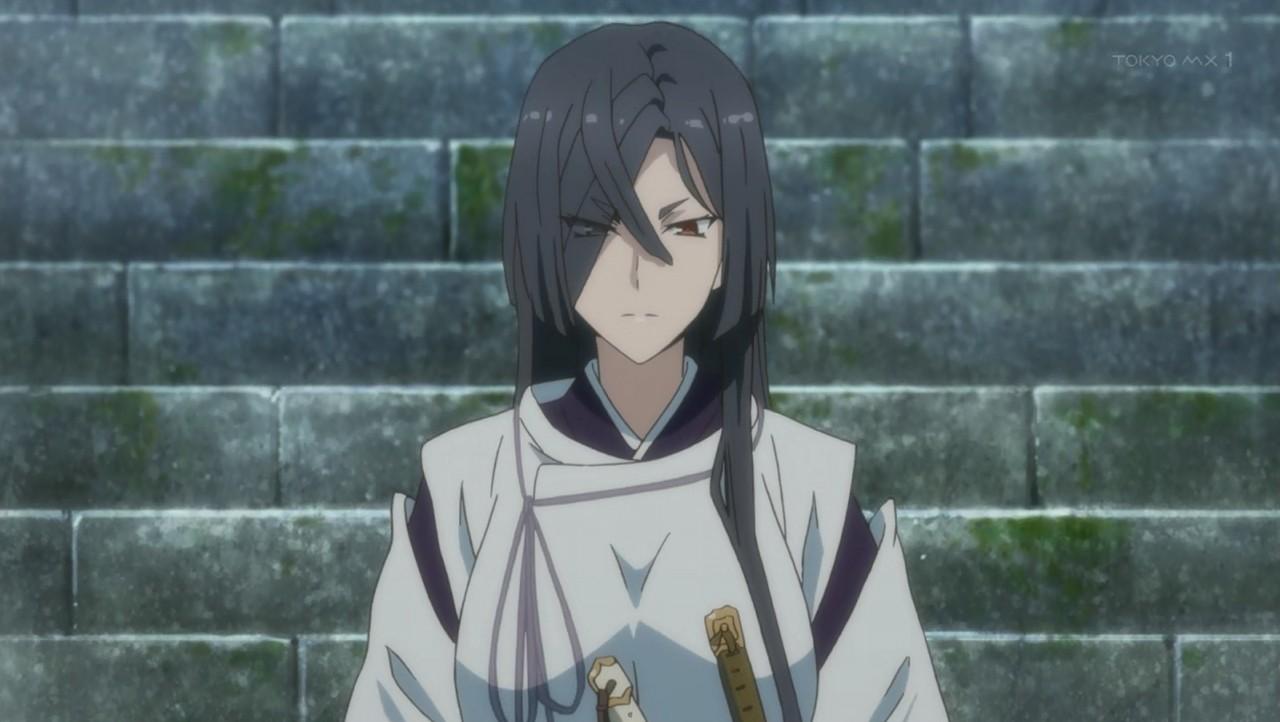 刀使ノ巫女 紫1話