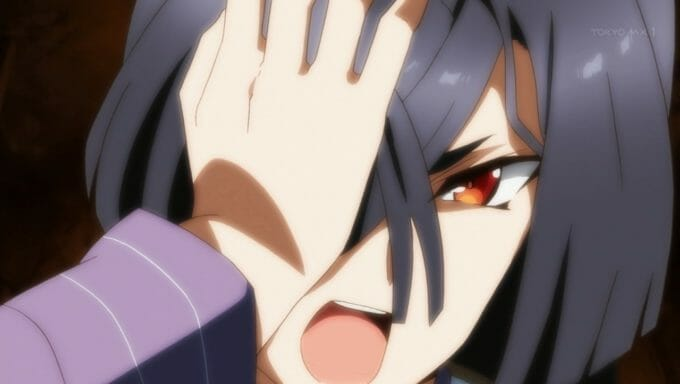 刀使ノ巫女 紫
