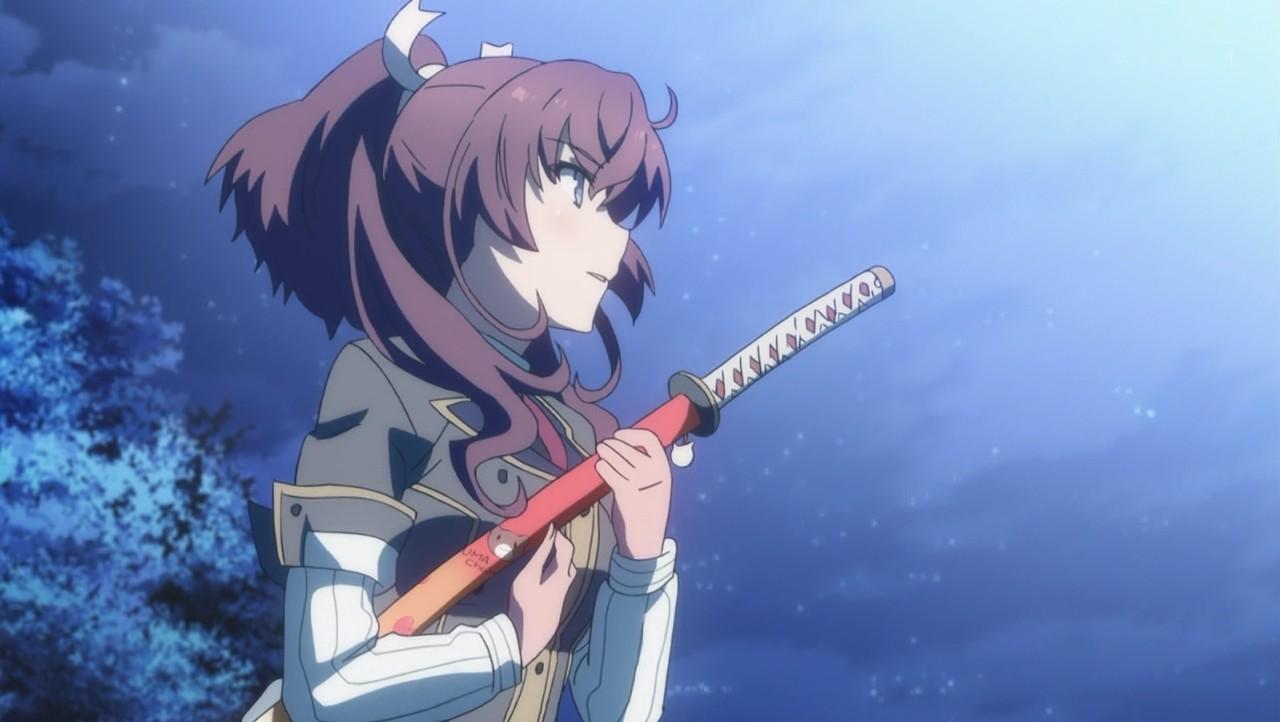 刀使ノ巫女 寿々花