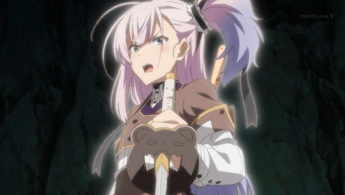 刀使ノ巫女 結芽 御刀