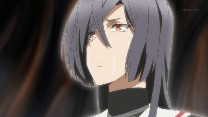 刀使ノ巫女 紫 涙