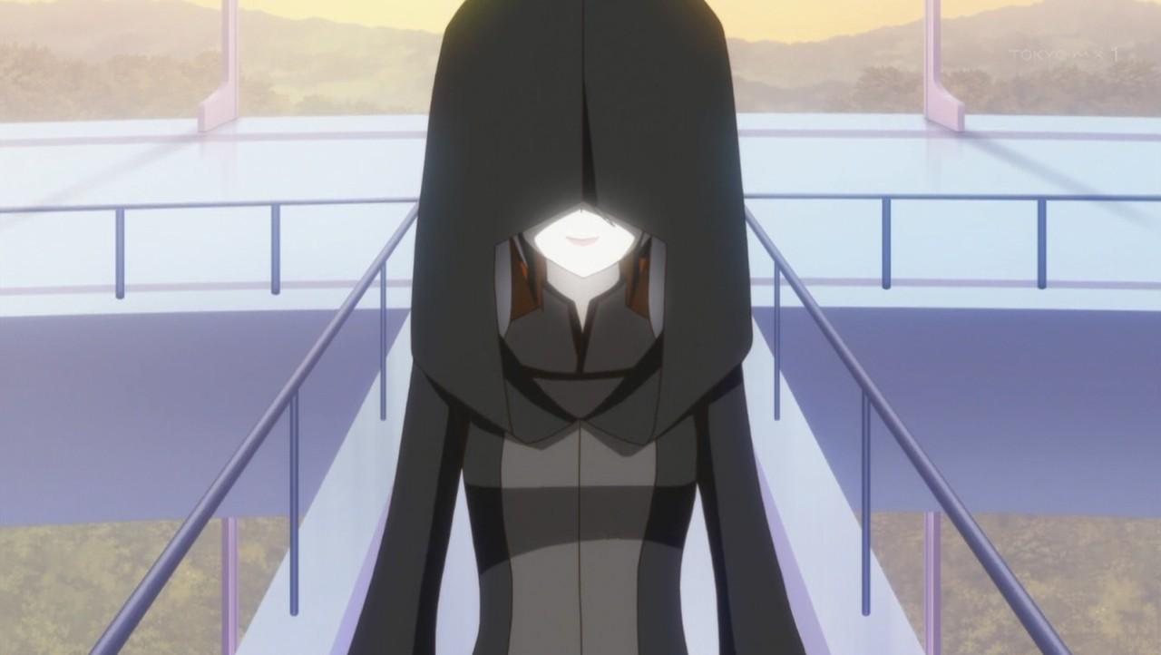 刀使ノ巫女 フード 二人目 正面