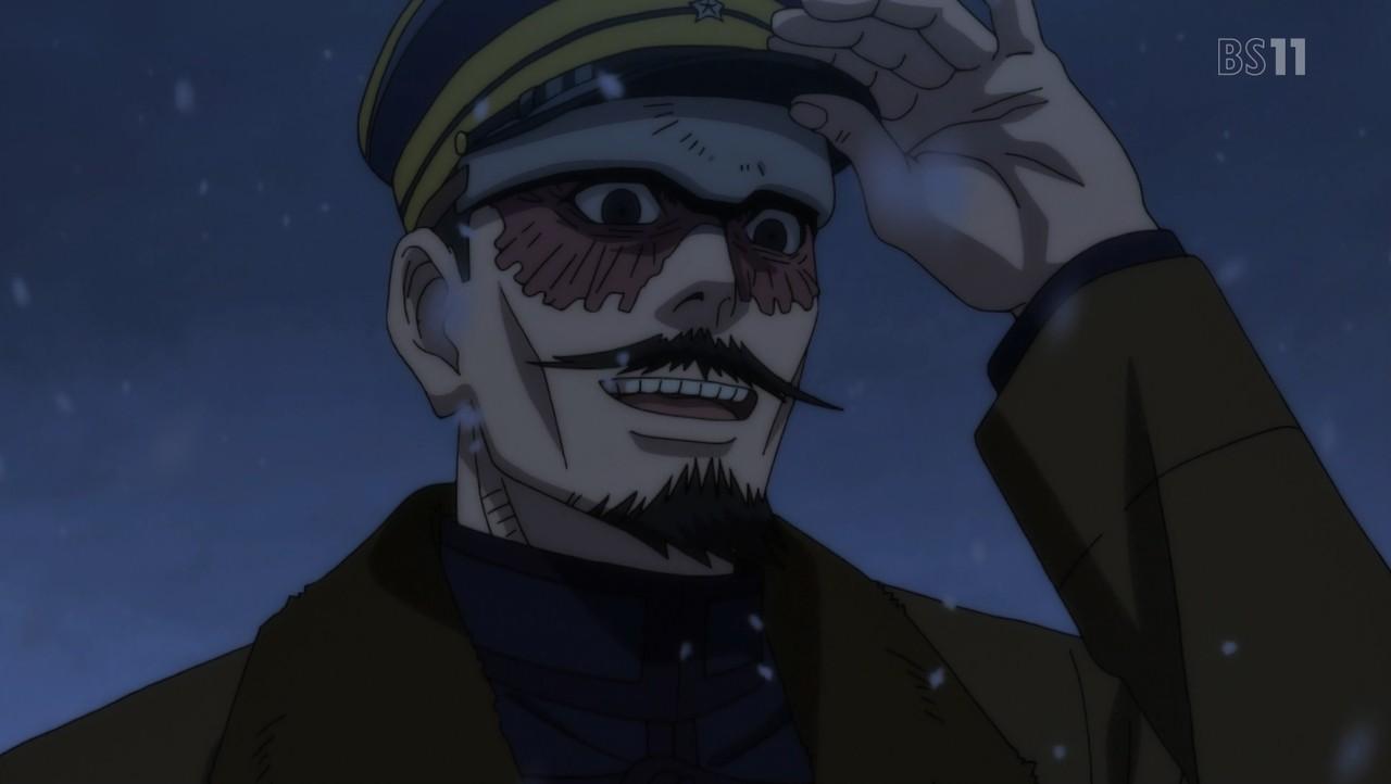 ゴールデンカムイ 鶴見中尉