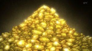 ゴールデンカムイ 金塊
