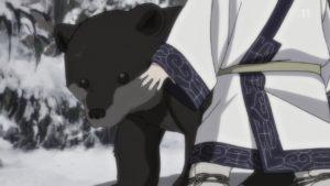 ゴールデンカムイ 子熊