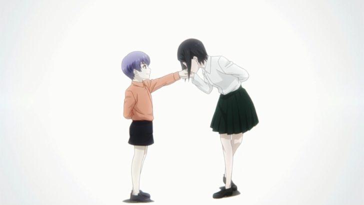 東京喰種:re 習 松前