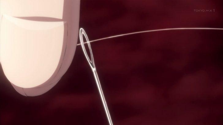 殺戮の天使 レイチェル 針 糸