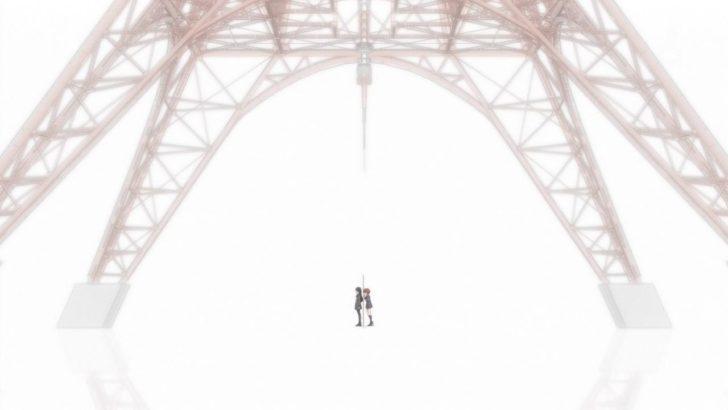少女☆歌劇 レヴュースタァライト 愛城華恋 神楽ひかり 東京タワー