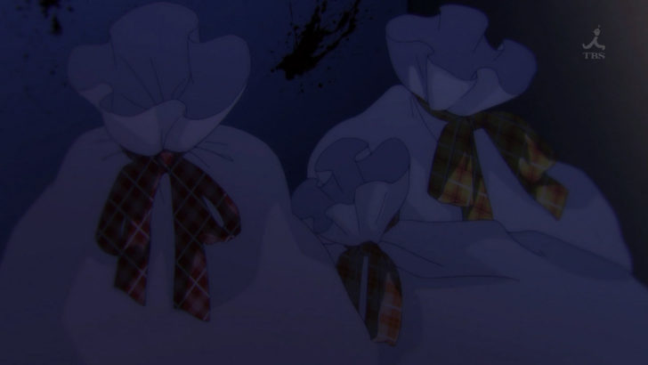 ハッピーシュガーライフ プレゼント袋 鍵部屋