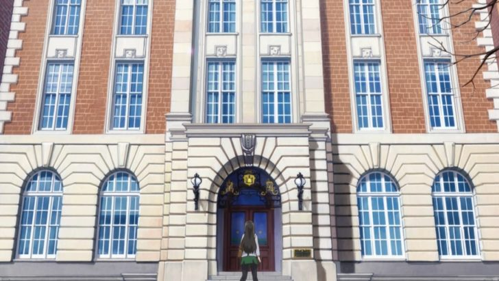 少女☆歌劇 レヴュースタァライト 神楽ひかり ロンドン 王立演劇学院 王立音楽アカデミー