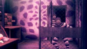 殺戮の天使 囚人 扉 突入