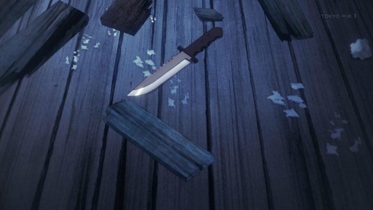 殺戮の天使 ザック ナイフ おじいさん
