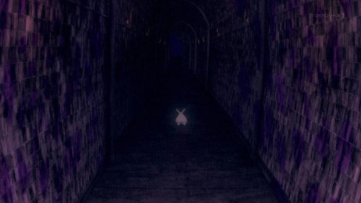 殺戮の天使 紫の煙 ウサギ レイチェル・ガードナー グレイ