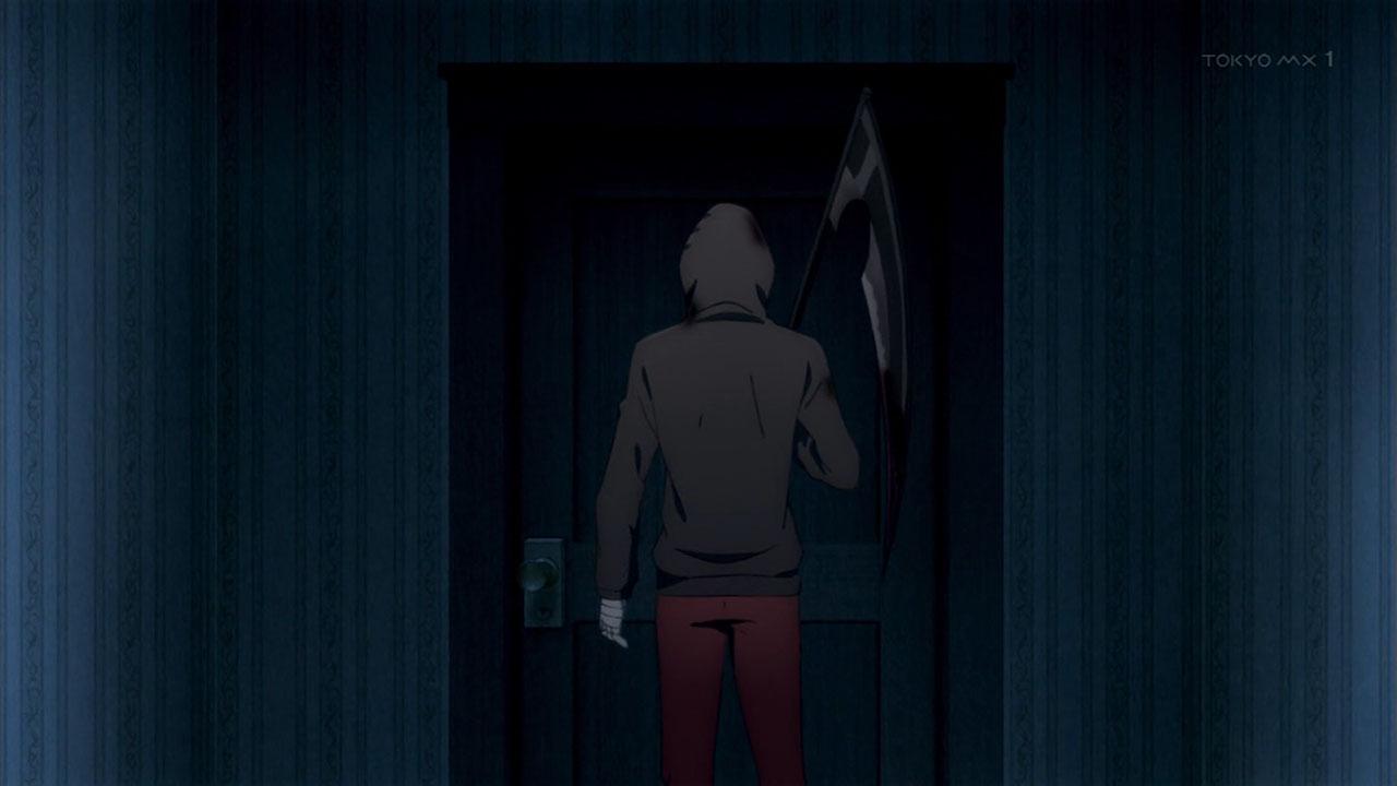 殺戮の天使 ザック B1フロア 扉