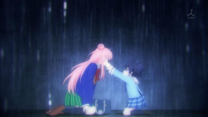 ハッピーシュガーライフ 松坂さとう さとちゃん 神戸しお しおちゃん 出会い