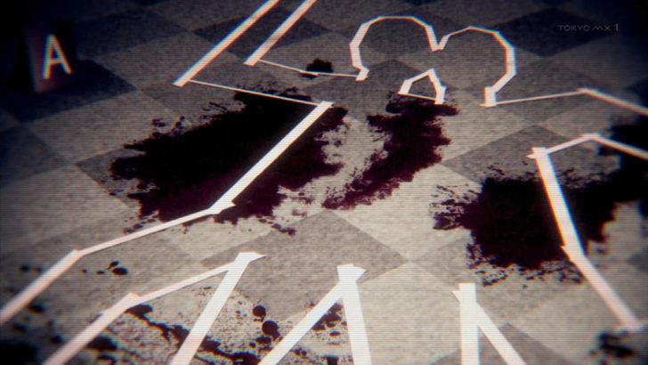殺戮の天使 ガードナー夫妻 糸 縫い付け 現場検証 ニュース テープ