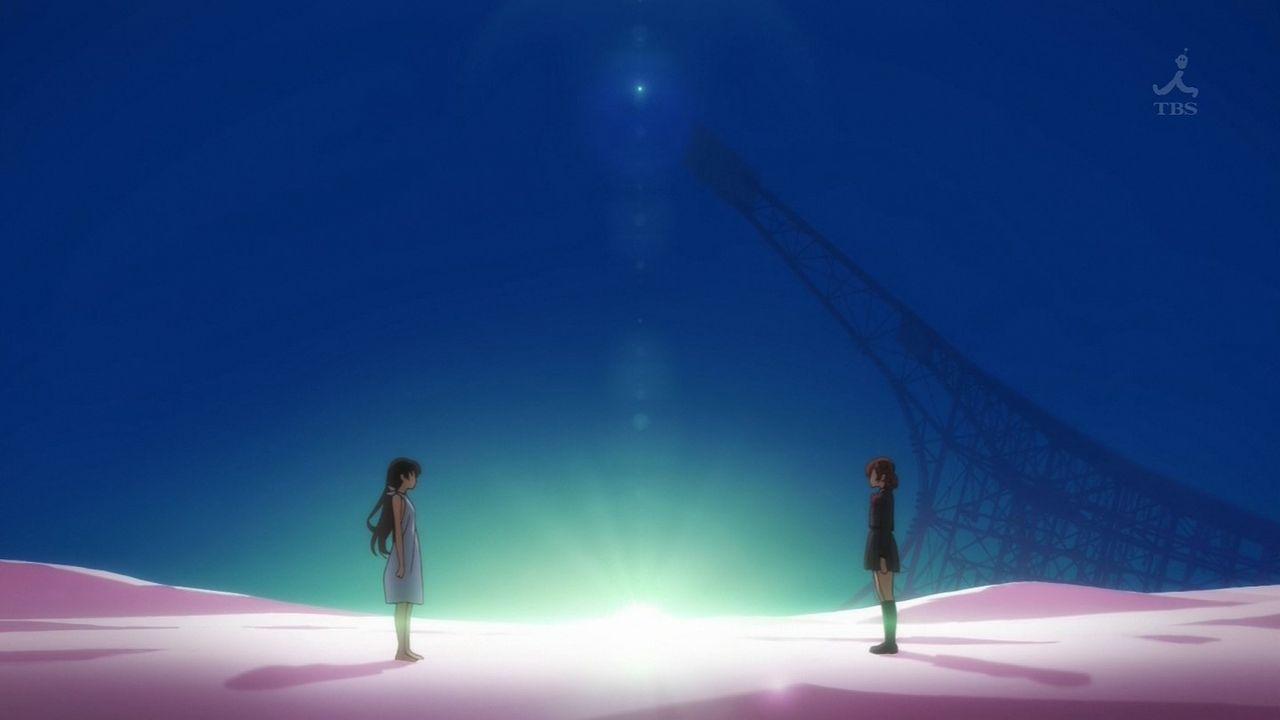 少女☆歌劇 レヴュースタァライト 愛城華恋 神楽ひかり 星摘み 運命の舞台