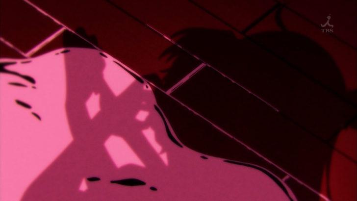 ハッピーシュガーライフ 松坂さとう さとちゃん 飛騨しょうこ 首 包丁 突き刺し