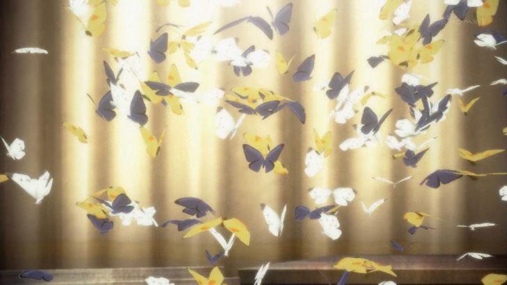 殺戮の天使 魔女裁判 蝶 消える