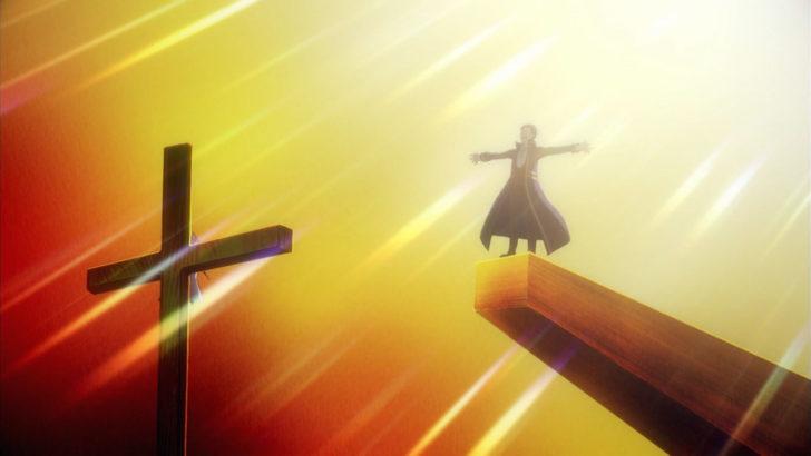 殺戮の天使 グレイ 神