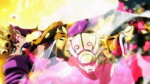 ジョジョの奇妙な冒険 黄金の風 ジョルノ・ジョバァーナ ゴールド・エクスペリエンス