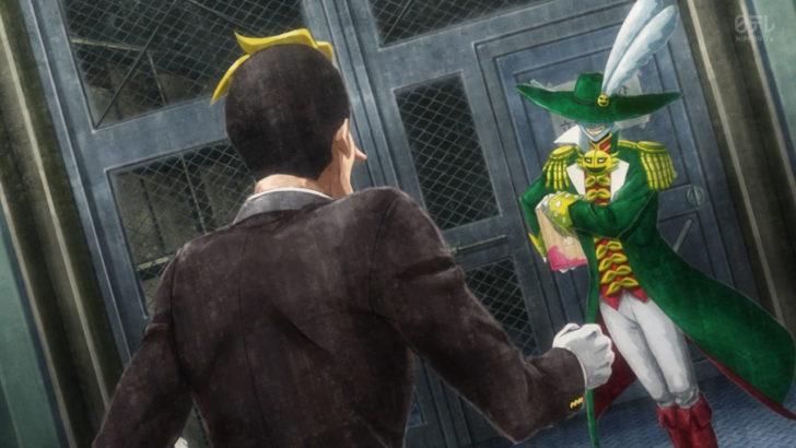 逆転裁判 ~その「真実」、異議あり!~ Season2 星威岳哀牙 怪人☆仮面マスク 回想