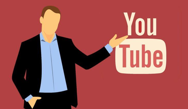 YouTube ロゴ 動画