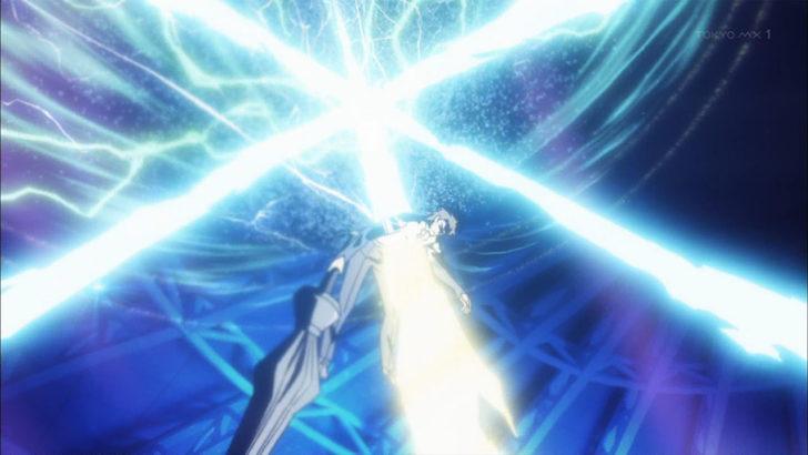 とある魔術の禁書目録Ⅲ 聖人崩し 後方のアックア
