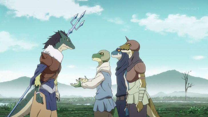 転生したらスライムだった件 転スラ ガビル ボルテクススピア リザードマン 蜥蜴人族