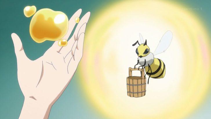 転生したらスライムだった件 転スラ 蜂蜜 ハチミツ ジュラの大森林 捕食