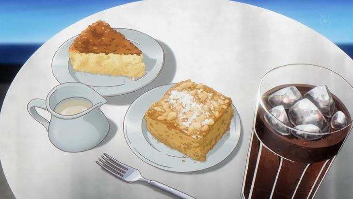 キャロル&チューズデイ キャロチュー チーズケーキ コーヒーケーキ クラムケーキ