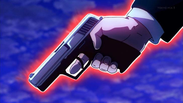 消滅都市 アキラ 銃 モデル シグ・ザウエル SIG SAUER P226