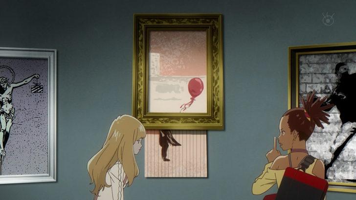 キャロル&チューズデイ キャロチュー Girl with Balloon オークション