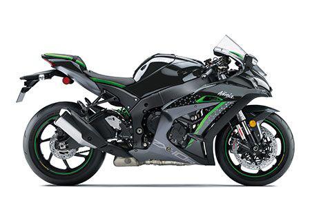 とある科学の一方通行 バイクのモデル Ninja ZX-10R カワサキ