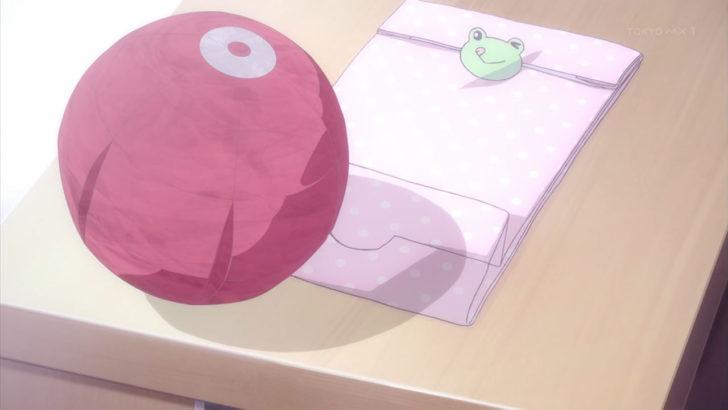 とある科学の一方通行 クッキーが入っていた袋と紙風船