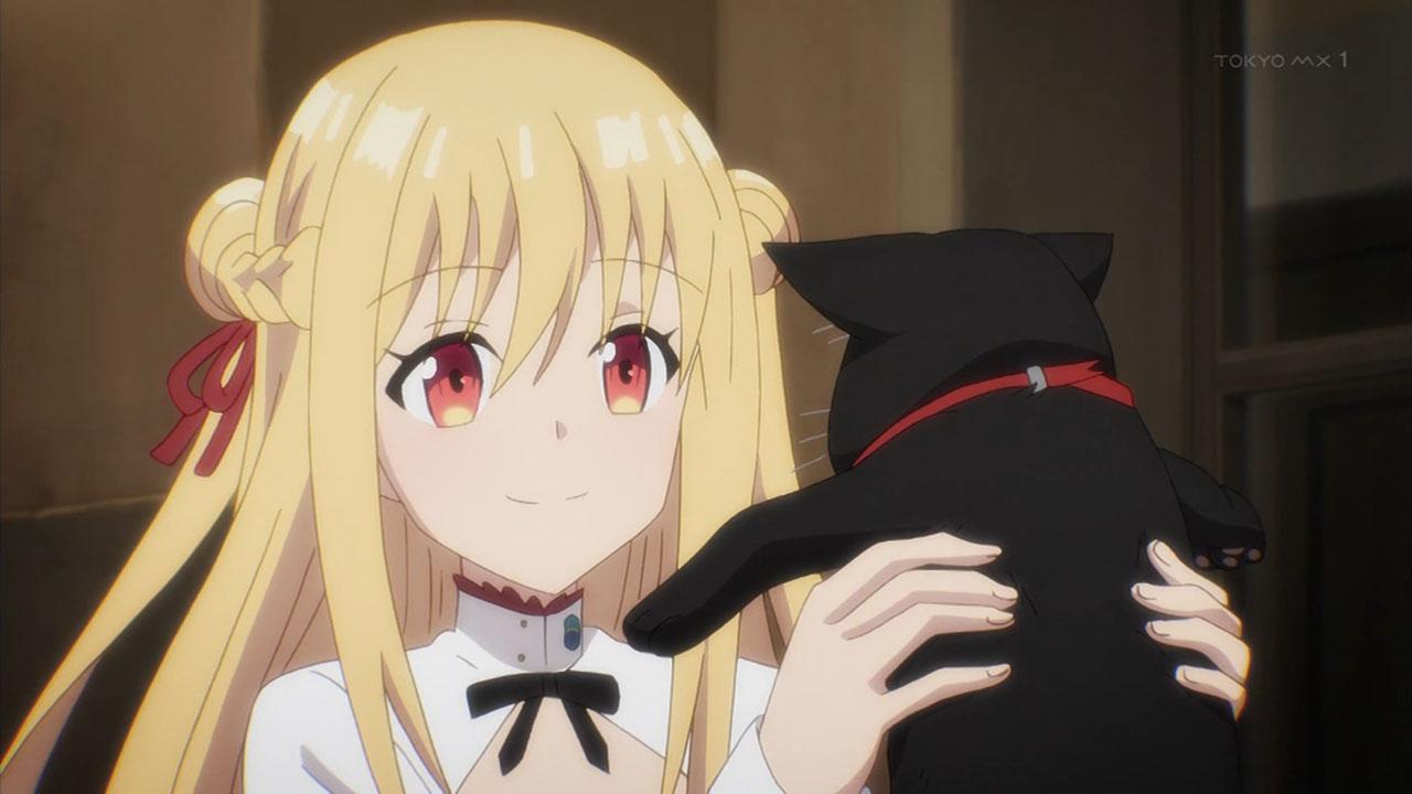 アサシンズプライド アサプラ メリダ 黒猫 クーファ 怪我