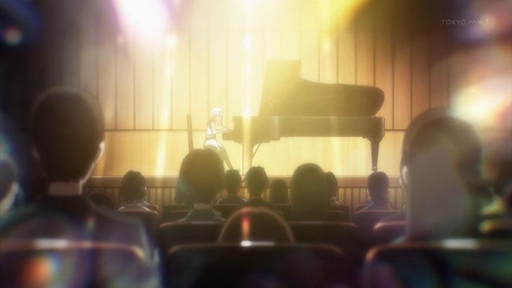 かぐや様は告らせたい?~天才たちの恋愛頭脳戦~ 2期 ピアノ コンクール 憧れ