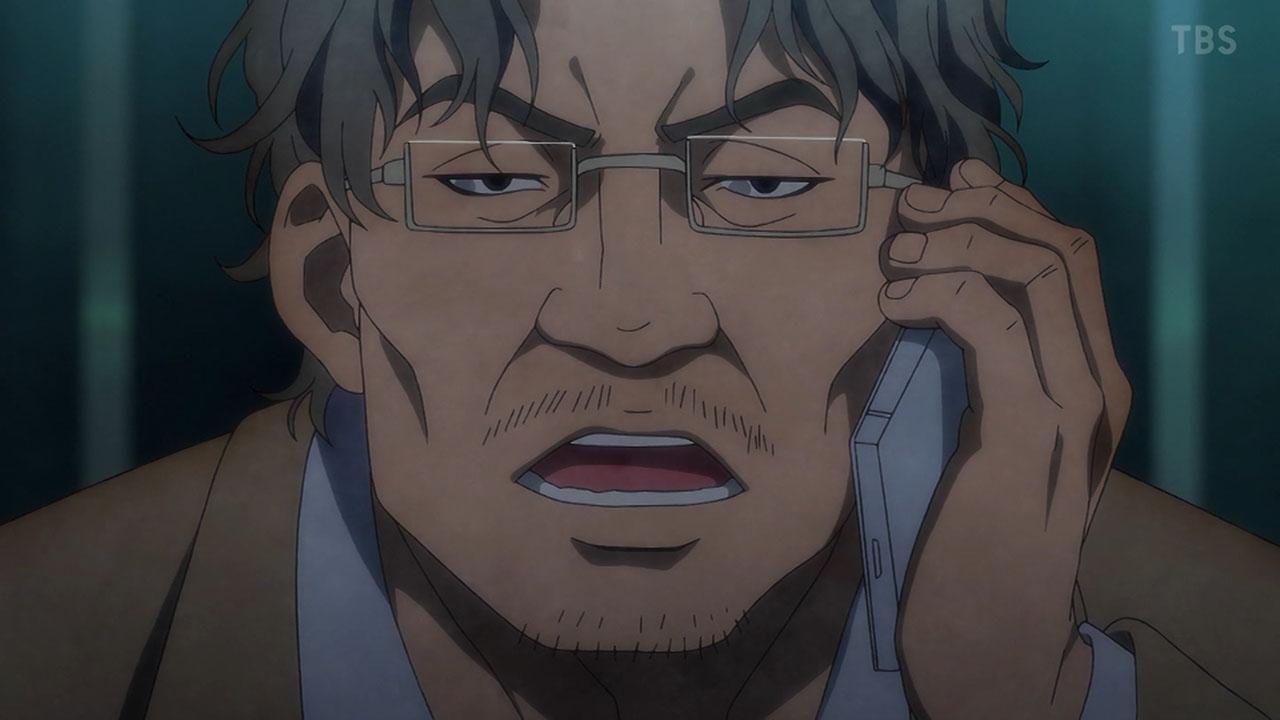 波よ聞いてくれ 鼓田信 鼓田ミナレの父親 電話