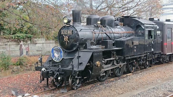 レヱル・ロマネスク 真岡鐵道SLもおか号 C12 66 すずしろのヘッドマーク