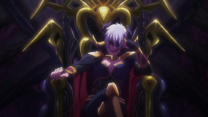 異世界魔王と召喚少女の奴隷魔術 玉座で待つディアヴロ ダンジョン