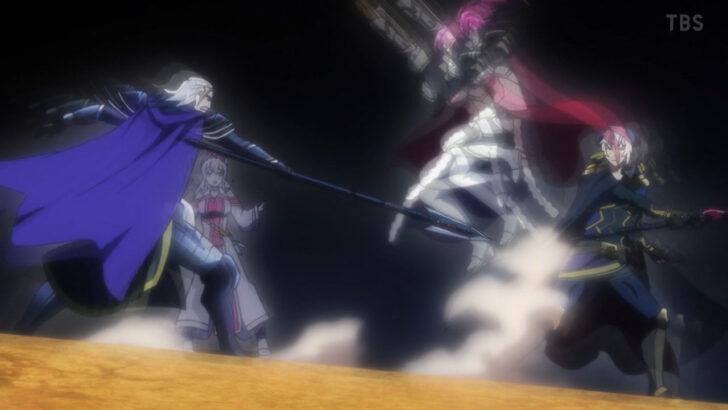 異世界魔王と召喚少女の奴隷魔術Ω 異世界魔王Ω 魔銃(マギガン)使いのファニス・ラムニテス 聖騎士長バドゥタ