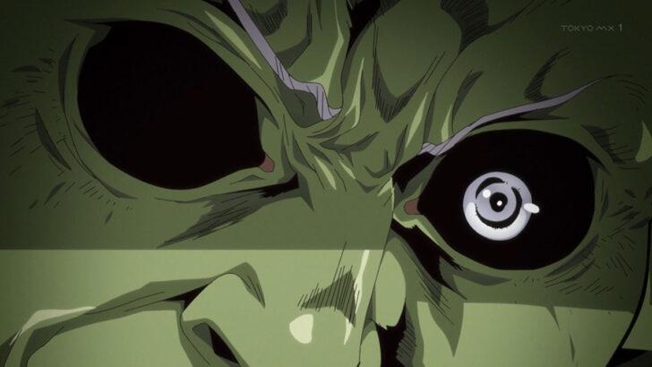 転スラ日記 リグルドの顔のアップ 怒ったリグルド
